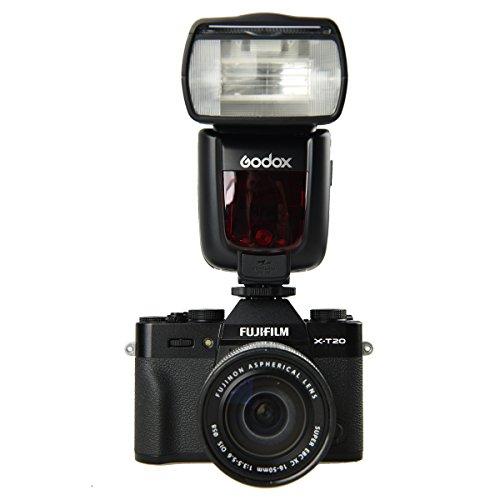Godox TT685 Series Camera Flash 2.4GHz High Speed 1 / 8000s GN60 TT685 Nikon,Sony, Olympus Panasonic, Fujifilm,Canon Series Camera E-TTL II Autoflash (TT685-F Fujifilm)