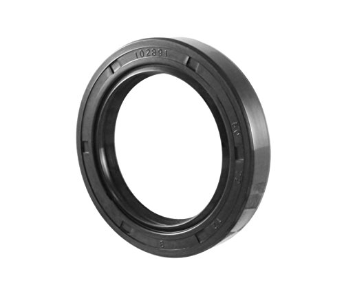 Oil Seal and Grease Seal TC 50X72X12 Rubber Double Lip with Spring 50mmX72mmX12mm by EAI Parts