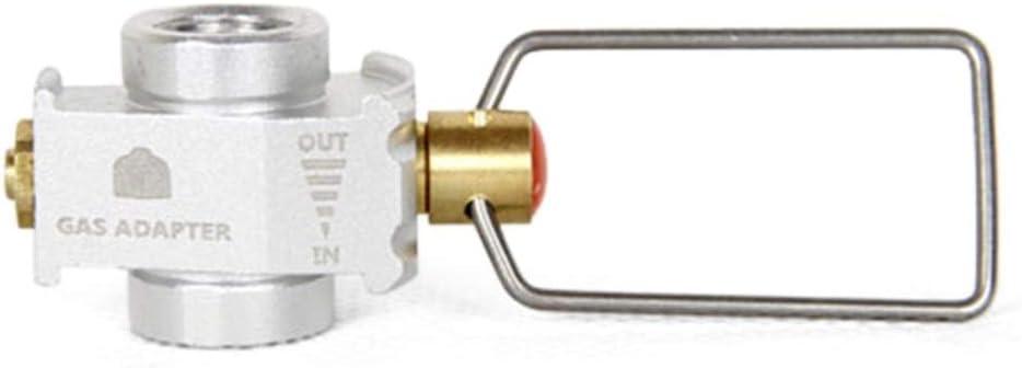 Adaptador de recarga de la válvula del cilindro adaptador del ...