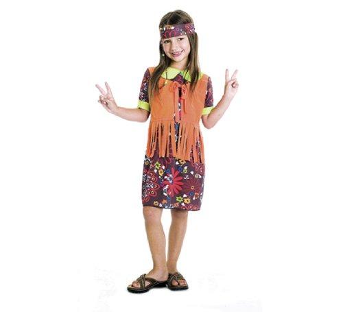 Girls (Flower Power Hippie Girls Costumes)