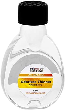 Art Supply Odorless Mineral Container product image