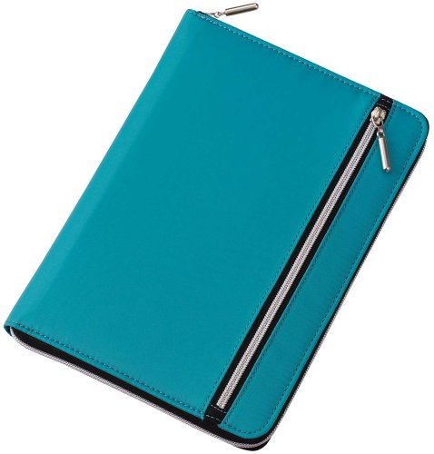 Raymay Multi-Use Covered Notebook - A5 - Blue