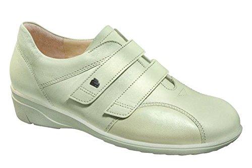 Beige Scarpe beige Finn donna stringate Comfort XqYwxx1I5