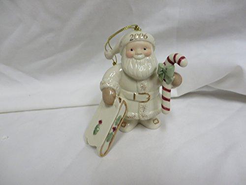 (Santas Sledding Holiday Ornament 2006)