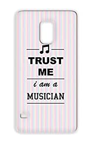 Trust Me Guitar Miscellaneous Music Music Musician Trust Im A Musician Drummer Volume Drums Black For Sumsang Galaxy S5 1c Case Cover