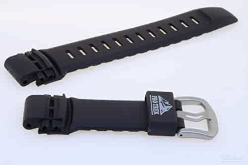 CASIO 10390035 Resin Watch Band f/ PROTREK PRG250-1 PRG510-1 PRW2500-1 PRW5100-1
