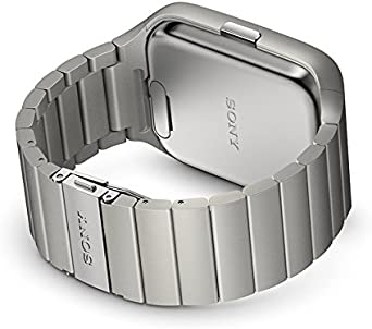 Sony SmartWatch 3 Metal Silver SWR50MS