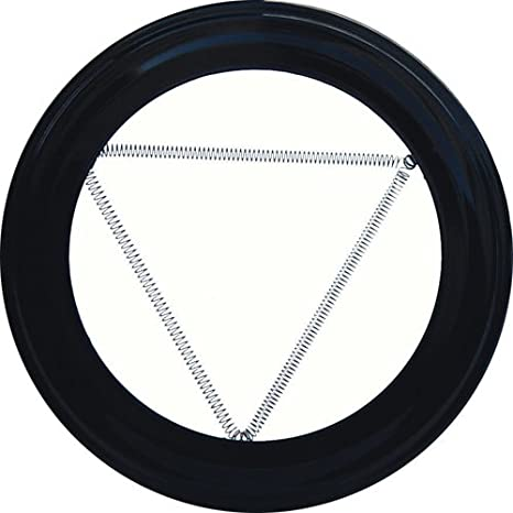 Wolfpack 22010920 Plafón Embellecedor de Color Negro para Estufa 200mm: Amazon.es: Bricolaje y herramientas