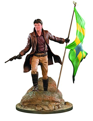 QMX Firefly: Malcolm Reynolds Master Series Statue (1:6 Scale)