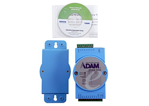 Advantech 16-Ch Source Type Digital Input / Output Module ADAM-6052-D by Advantech