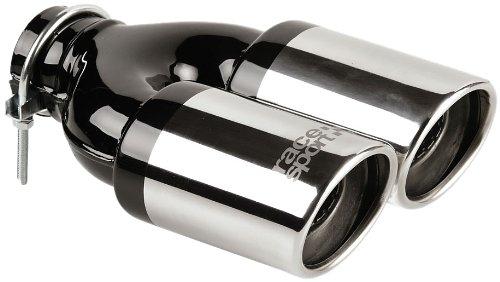 SUMEX 4008055 - Tubo de escape doble (acero inoxidable, 240 cm)