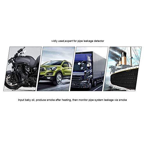 T110 12V Automotive Fuel Leak Detectors Cars Leak Locator Tester Car Fuel Leak Detectors Car Pipe Leakage Tester Support EVAP for All Vehicles by T110 (Image #4)