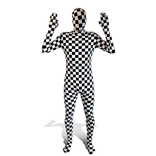 Morphsuits Men's Premium US New, Check, XX-Large ()