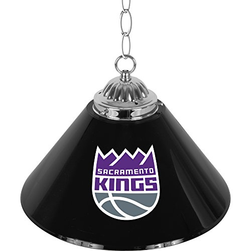NBA Sacramento Kings Single Shade Gameroom Lamp, 14