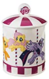 mlp merchandise - Vandor 42041 My Little Pony Ceramic Cookie Jar, Multicolored