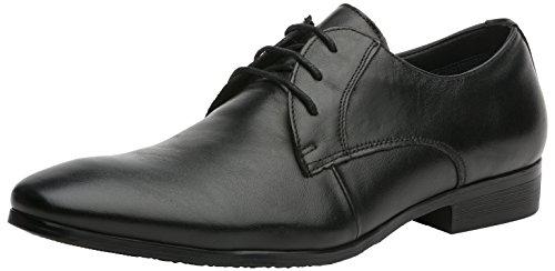 J75 by Jump Men's Aaron Dress Casual Oxford Shoe Black 8 D US by J75