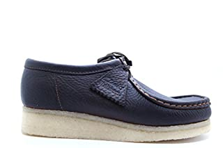CLARKS [Wallabee LOW-37982] Premium Crepe Mens Shoes CLARKSBROWN Oily LEATHERM (B000KVXV0A) | Amazon price tracker / tracking, Amazon price history charts, Amazon price watches, Amazon price drop alerts