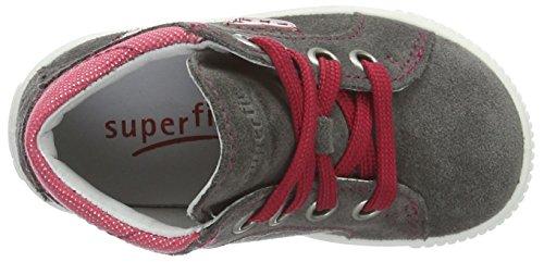 Superfit Moppy - Botas de senderismo Bebé-Niños Grau (stone Kombi)
