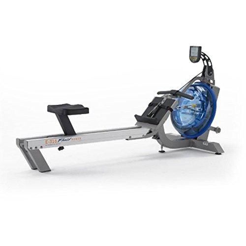 First Degree Fitness E 316 Fluid Water Rowing Machine