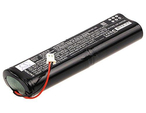 Cameron Sino 4400mAh/32.56wh batería de repuesto para TOPCON Hiper-L1 CS-TOP101SL_0003