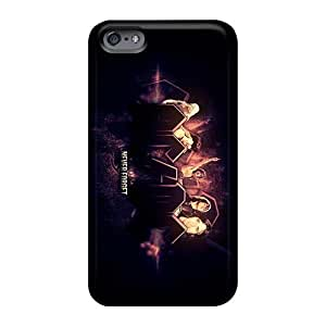 Faddish Phone Ac Dc Band Case For Iphone 6plus / Perfect Case Cover