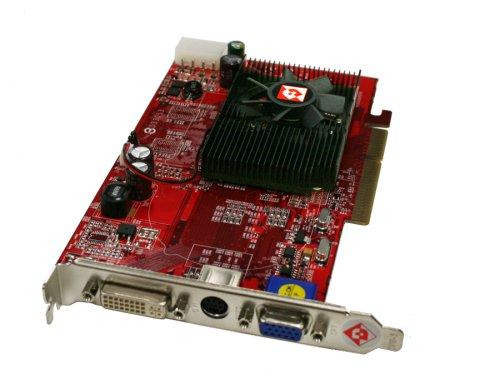 Diamond X1650AGP256TSB ATI Radeon Viper X1650 Pro 256MB AGP GDDR2 Dual DVI Video Card
