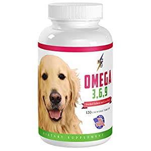 Best omega 3 6 9 fish oil for dogs helps for Fish oil for dogs dry skin