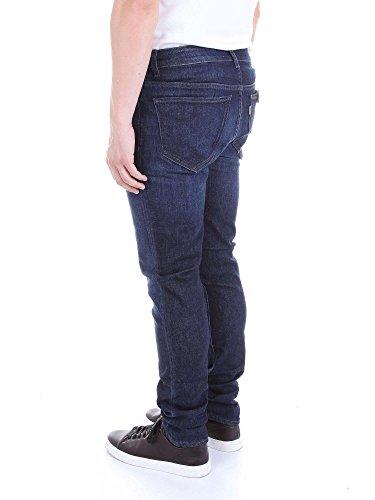 Haikure Hombre Blue Vaqueros Jeans HEM03072DS032 Pantalones rtC4qx7wr