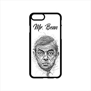 Fmstyles - iPhone 7 Plus Mobile Case - Mr. Bean Abstract Photo
