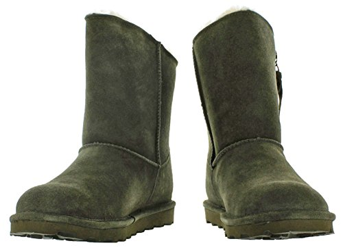 Bearpaw Womens Mimi Fashion Boot Oliva