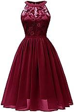 20a6d4c587d DEATU Princess Lace Dress Women ...