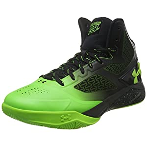 Under Armour Men's Clutchfit Drive 2 Blk/Hyg/Hyg Basketball Shoe 11 Men US