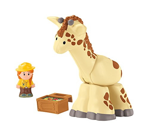 Fisher Price Little People Animal Sounds Zoo - Fisher-Price Little PeopleGiraffe