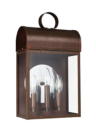 Outdoor Lighting For Colonial Style Home in US - 9