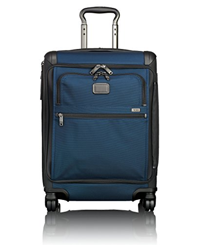 Tumi Alpha 2 Front Lid Continental Carry-on, Navy/Black by Tumi