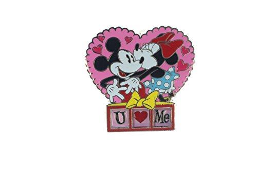 Disney Valentines Day Pin - 3