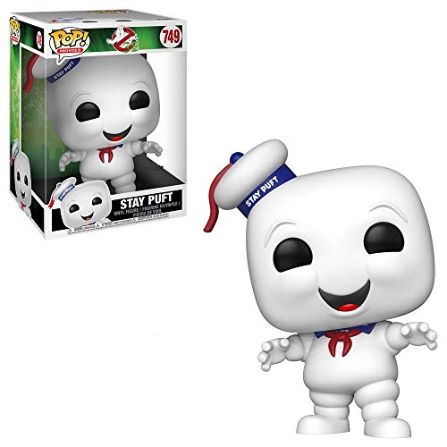 Funko Pop! Movies: Ghostbusters - 10 inch Stay Puft (Exclusive) -