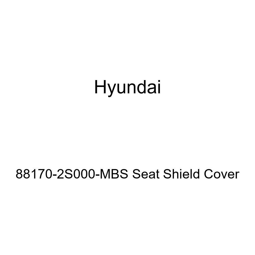 Genuine Hyundai 88170-2S000-MBS Seat Shield Cover