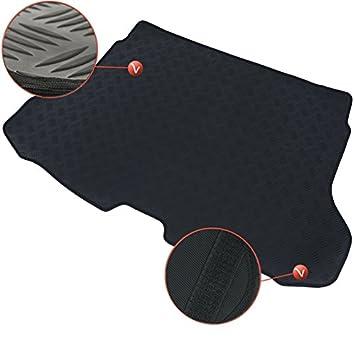 hochwertiger Gummi DBS 1766233 Kofferraummatte nach Ma/ß einfache Reinigung Anti Rutsch