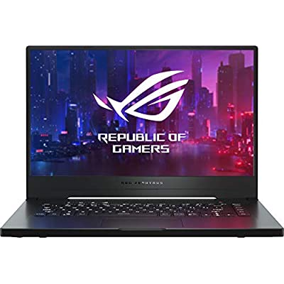 "ASUS ROG Zephyrus G GA502DU-BQ015 - Portátil Gaming de 15,6"" FullHD (Ryzen 7 3750H, 8GB RAM, 512GB SSD, GeForce GTX1660Ti 6GB, Sin sistema operativo) Metal Negro - Teclado QWERTY español 7"