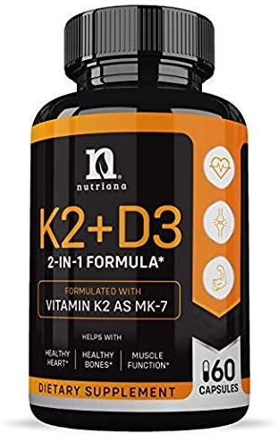 Vitamin K2 D3 5000 Supplement product image