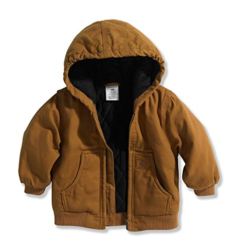 quilted carhartt jacket - 4