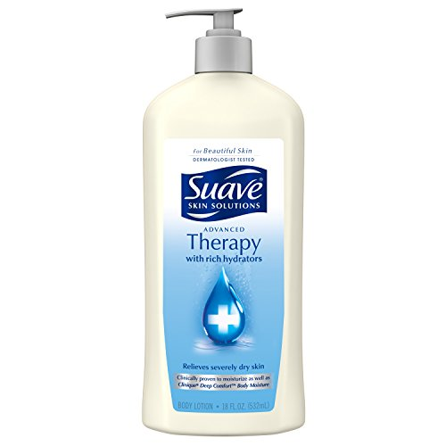 Suave Advanced Therapy Moisturizer, 18 oz