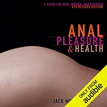 Anal itching pleasure