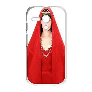 Diy Phone Cover Audrey Hepburn for Motorola G WEQ988849
