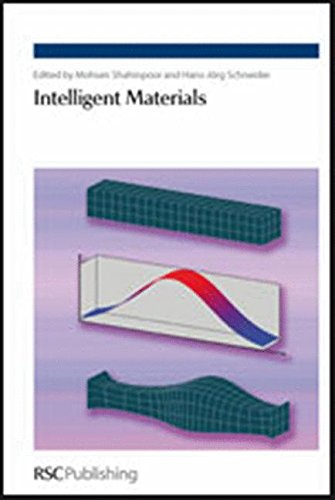 Book cover from Intelligent Materials by Maureen Andrade