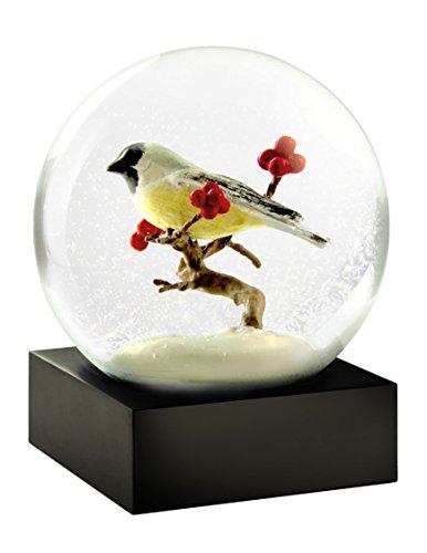 Chickadee Bird Snow Globe by CoolSnowGlobes®