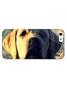 3d Full Wrap Case For Sam Sung Galaxy S4 I9500 Cover Animal Labrador Retriever