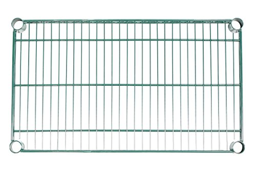 Apollo Hardware Green Epoxy Wire Shelves(Individual Wire Shelves) (14x24) by Apollo Hardware