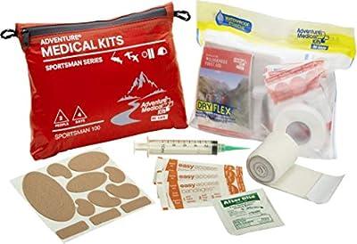 Adventure Medical Kits Sportsman Series Grizzly First Aid Kit from Adventure Medical Kits